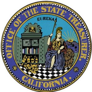 California Treasurer Seal